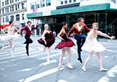 グランディーバ バレエ団ジャパンツアー2011